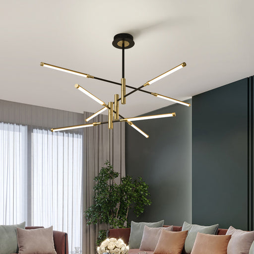 Buy online latest and high quality Keisho LED Chandelier from Interior Deluxe | Modern Lighting + Decor