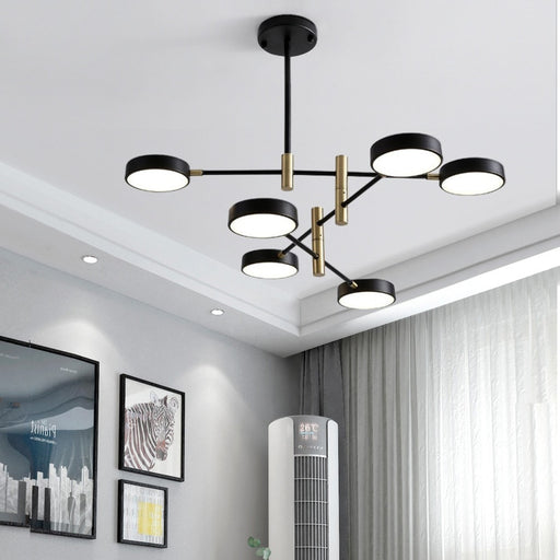 Buy online latest and high quality Kamto LED Chandelier from Interior Deluxe | Modern Lighting + Decor