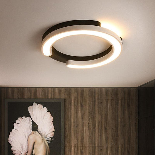 Nata Round LED Ceiling Light from Interior Deluxe | Modern Lighting + Decor