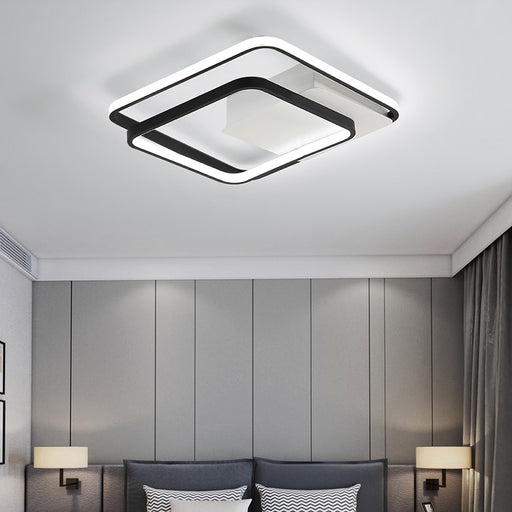 Triwid Square LED Ceiling Light from Interior Deluxe | Modern Lighting + Decor