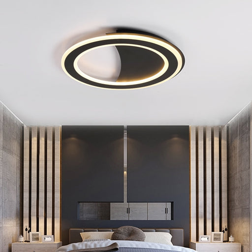 Buy online latest and high quality Enzzo Round LED Ceiling Light from Interior Deluxe | Modern Lighting + Decor