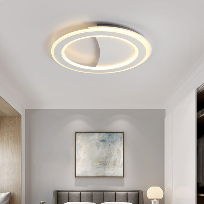 Enzzo Round LED Ceiling Light