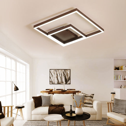 Buy online latest and high quality Bagindas LED Ceiling Light from Interior Deluxe | Modern Lighting + Decor