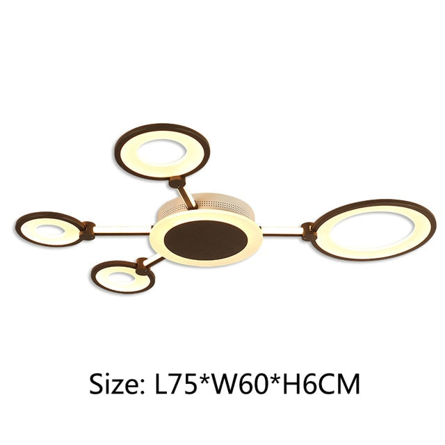Buy online latest and high quality Makatto LED CEiling Light from Interior Deluxe | Modern Lighting + Decor