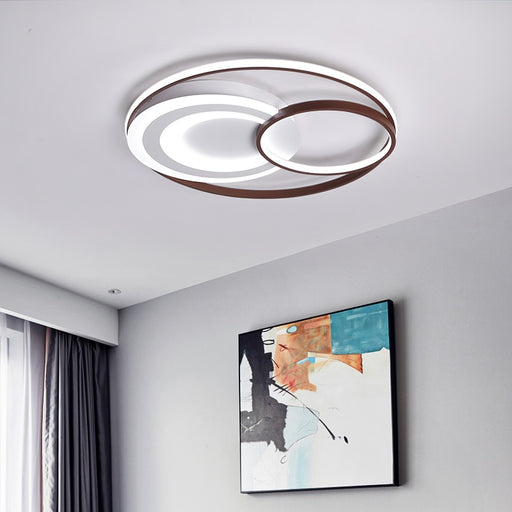 Buy online latest and high quality Mercka LED Ceiling Light from Interior Deluxe | Modern Lighting + Decor