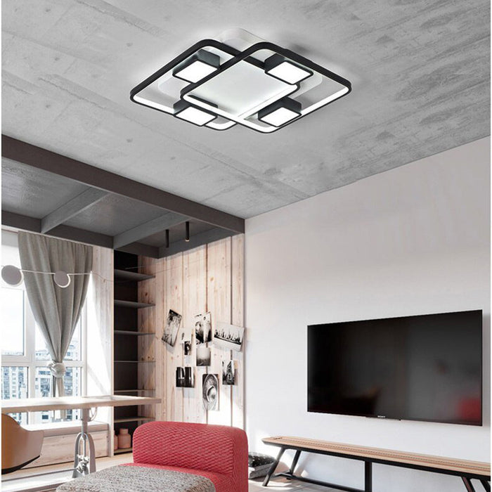 Buy online latest and high quality Yokoho Square LED Ceiling Light from Interior Deluxe | Modern Lighting + Decor