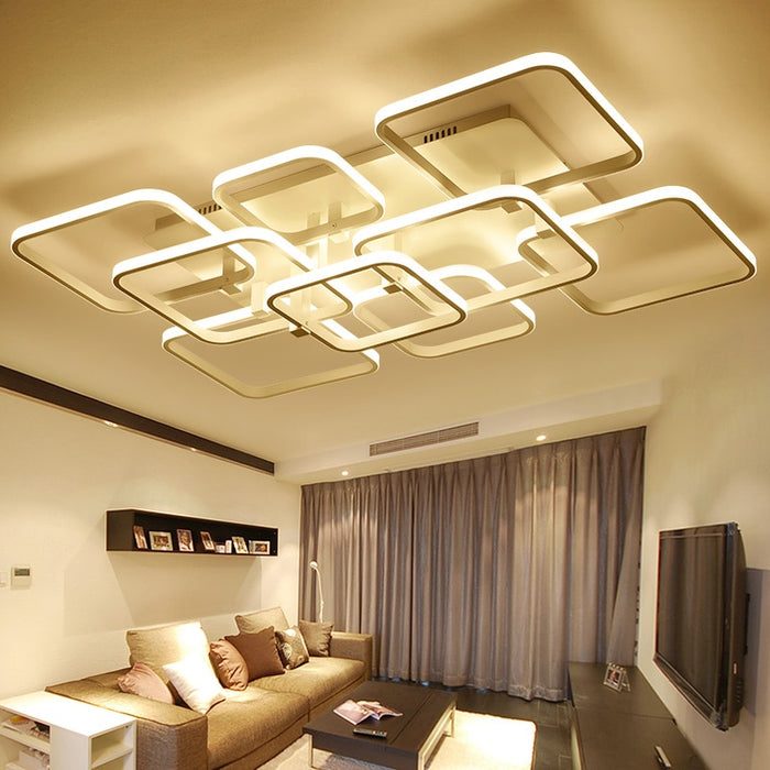 Ernasia LED Ceiling Light
