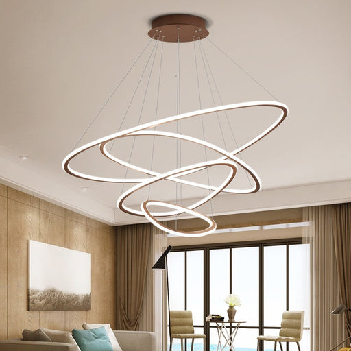 Buy online latest and high quality Monnata LED Chandelier from Interior Deluxe | Modern Lighting + Decor