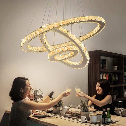 Buy online latest and high quality Buida LED Chandelier from Interior Deluxe | Modern Lighting + Decor