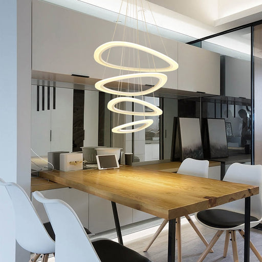 Buy online latest and high quality Tobba LED Chandelier from Interior Deluxe | Modern Lighting + Decor