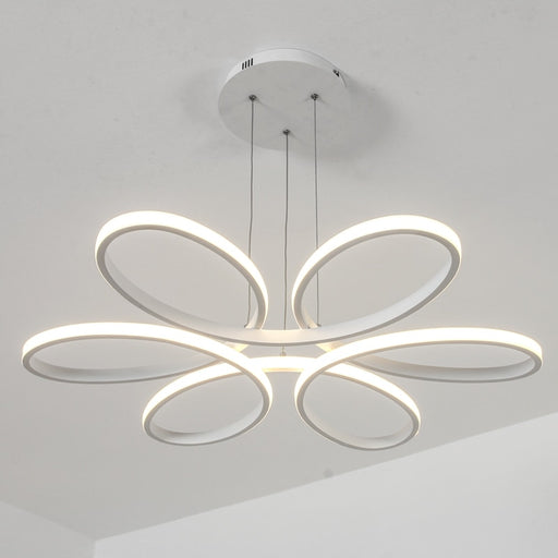 Buy online latest and high quality Arissado LED Chandelier from Interior Deluxe | Modern Lighting + Decor