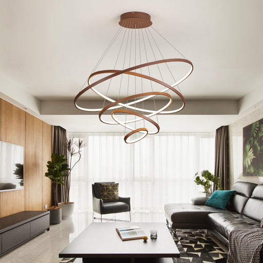 Buy online latest and high quality Massio LED Chandelier from Interior Deluxe | Modern Lighting + Decor