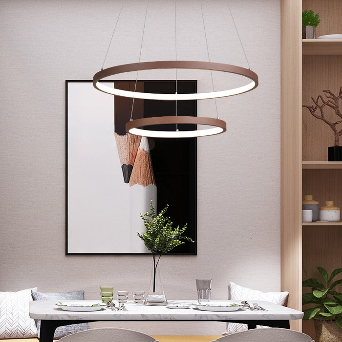 Massio LED Chandelier