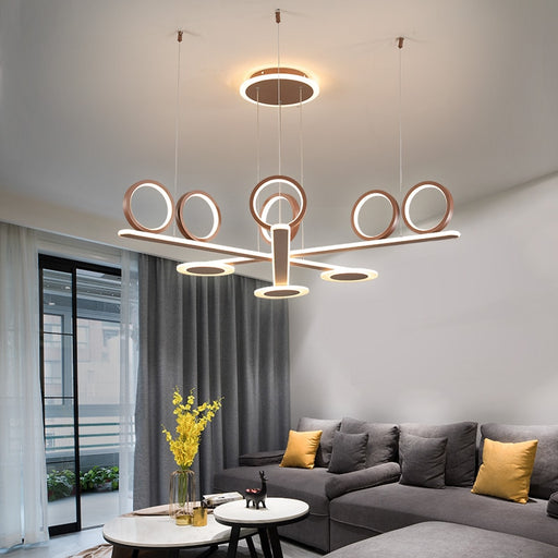 Buy online latest and high quality Durato LED Chandelier from Interior Deluxe | Modern Lighting + Decor
