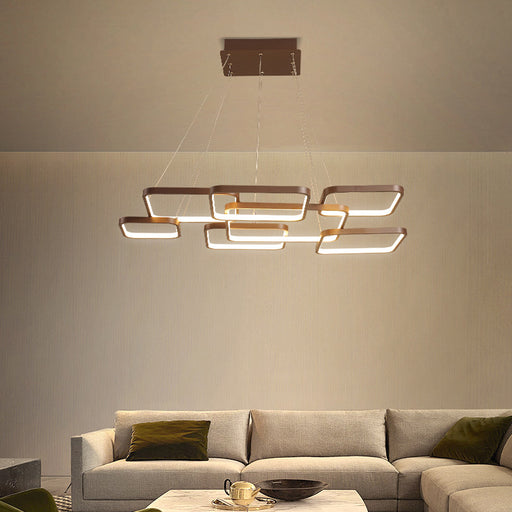 Buy online latest and high quality Krazma LED Chandelier from Interior Deluxe | Modern Lighting + Decor