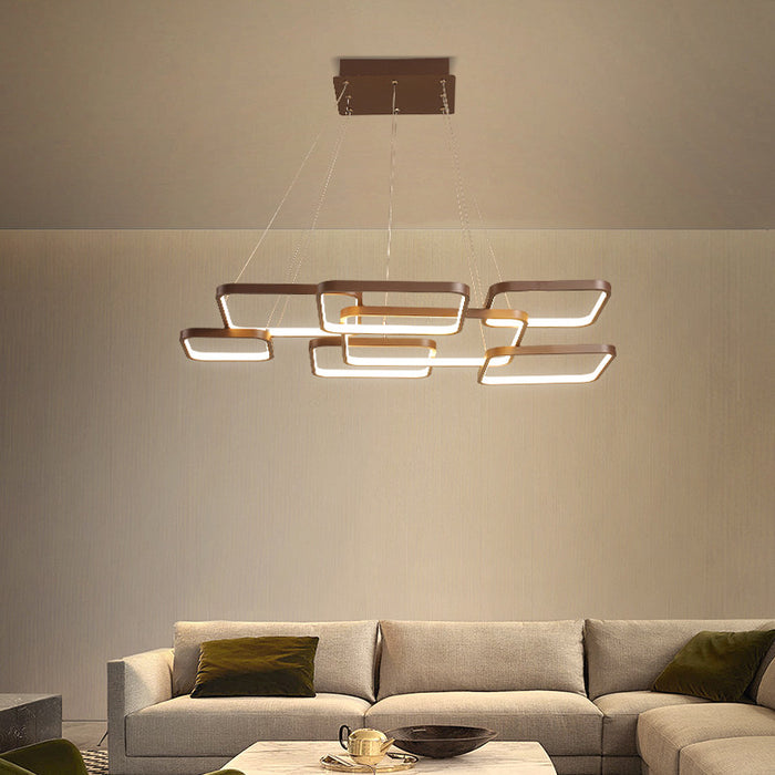 Krazma LED Chandelier