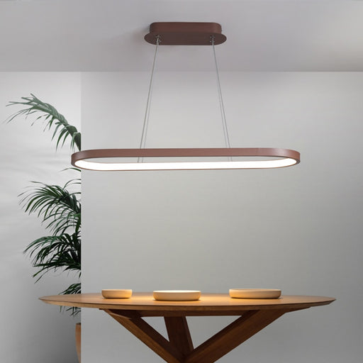 Buy online latest and high quality Focoti LED Linear Suspension Light from Interior Deluxe | Modern Lighting + Decor
