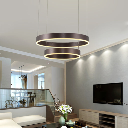 Buy online latest and high quality Anisha LED Chandelier from Interior Deluxe | Modern Lighting + Decor
