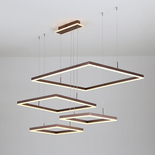 Buy online latest and high quality Kansas LED Chandelier from Interior Deluxe | Modern Lighting + Decor