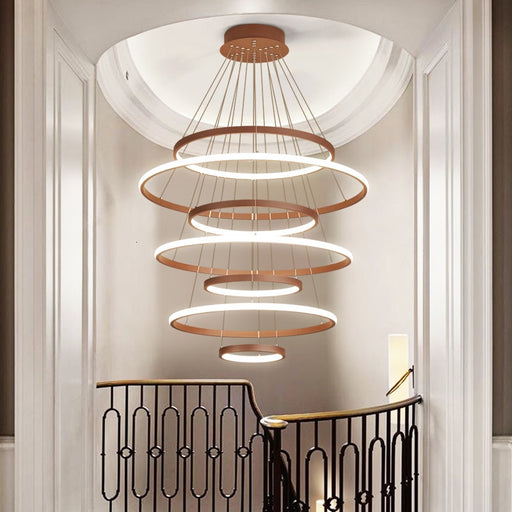 Buy online latest and high quality Magetti LED Chandelier from Interior Deluxe | Modern Lighting + Decor
