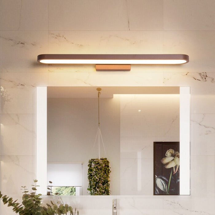 Buy online latest and high quality Mosdali LED Bath Bar from Interior Deluxe | Modern Lighting + Decor