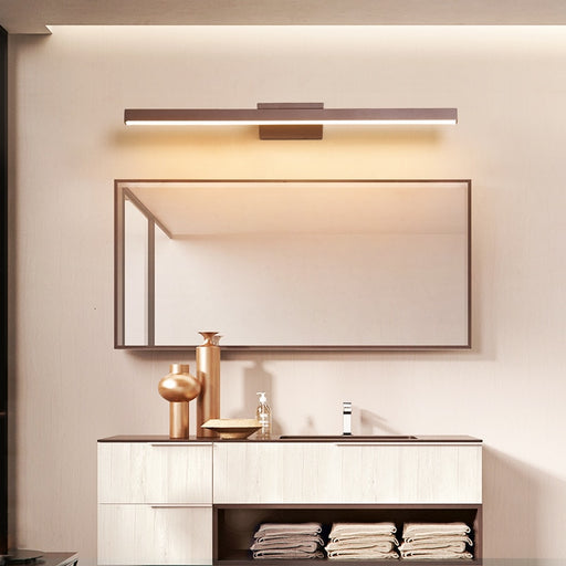 Buy online latest and high quality Lisson LED Bath Bar from Interior Deluxe | Modern Lighting + Decor