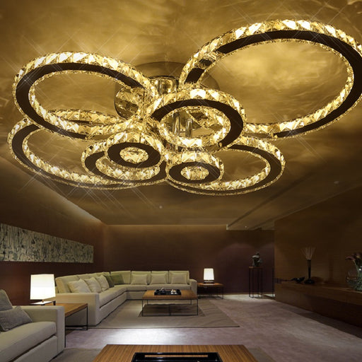 Buy online latest and high quality Lummaya LED Ceiling Light from Interior Deluxe | Modern Lighting + Decor