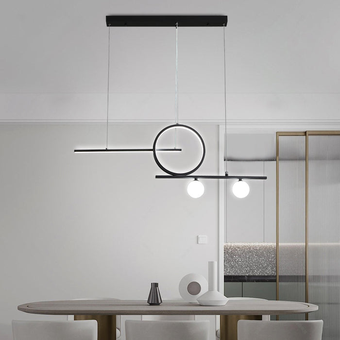 Buy online latest and high quality Marona LED Suspension Light from Interior Deluxe | Modern Lighting + Decor