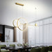 Buy online latest and high quality Delion LED Linear Suspension Light from Interior Deluxe | Modern Lighting + Decor