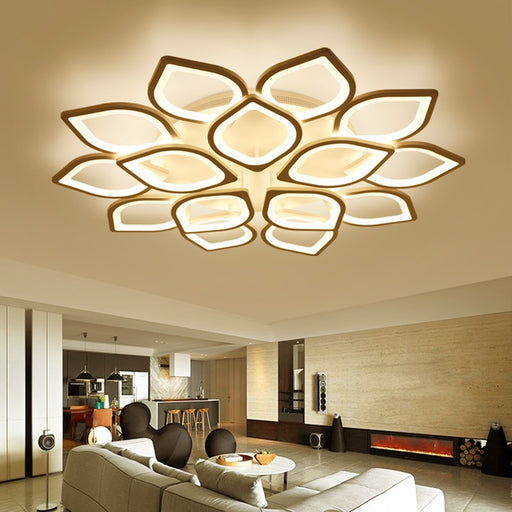 Buy online latest and high quality Novi LED Ceiling Light from Interior Deluxe | Modern Lighting + Decor