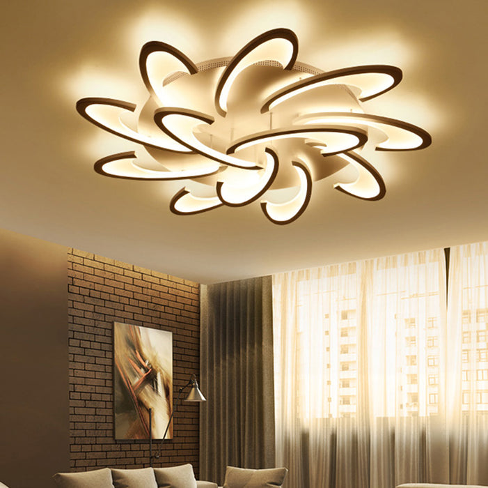 Buy online latest and high quality Rossa LED Ceiling Light from Interior Deluxe | Modern Lighting + Decor