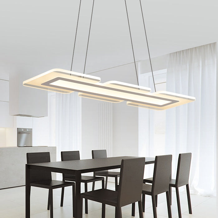 Buy online latest and high quality Triple Square Pendant Light from Interior Deluxe | Modern Lighting + Decor