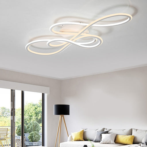 Sania Ceiling Light from Interior Deluxe | Modern Lighting + Decor