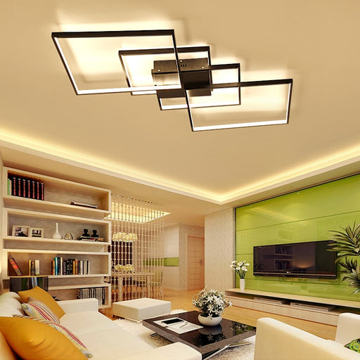 Buy online latest and high quality Boxie LED Ceiling Light from Interior Deluxe | Modern Lighting + Decor