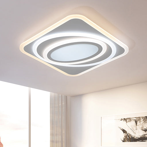 Buy online latest and high quality Mirage Square LED Ceiling Light from Interior Deluxe | Modern Lighting + Decor