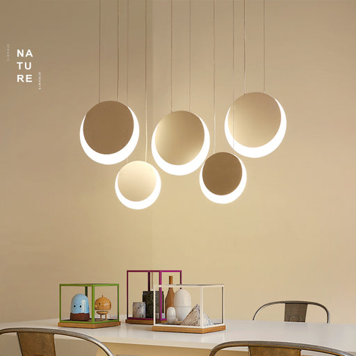 Eclipse LED Pendant Light from Interior Deluxe | Modern Lighting + Decor
