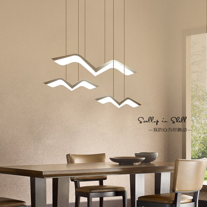 Fly Bird LED Pendant Light from Interior Deluxe | Modern Lighting + Decor