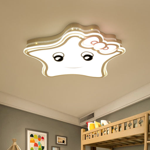 Buy online latest and high quality Star Kids LED Ceiling Light from Interior Deluxe | Modern Lighting + Decor