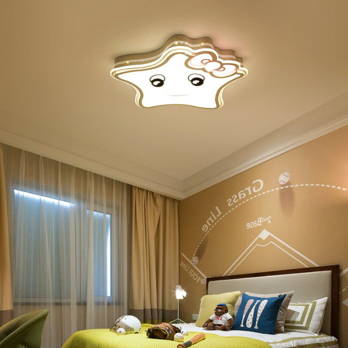 Star Kids LED Ceiling Light from Interior Deluxe | Modern Lighting + Decor