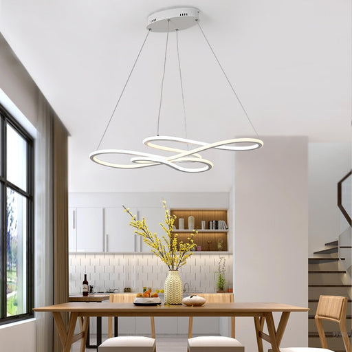 Sania LED Pendant Light from Interior Deluxe | Modern Lighting + Decor
