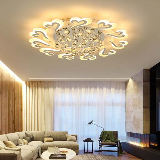 Buy online latest and high quality Blossom LED Ceiling Light from Interior Deluxe | Modern Lighting + Decor
