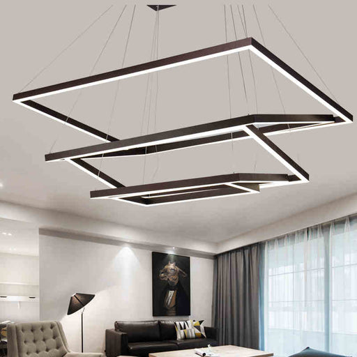 Buy online latest and high quality Regino LED Chandelier from Interior Deluxe | Modern Lighting + Decor