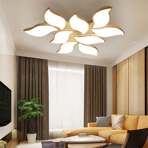 Daun LED Ceiling Light from Interior Deluxe | Modern Lighting + Decor