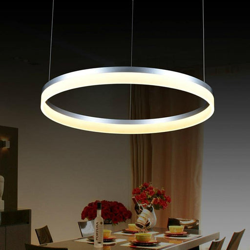 Tania LED Pendant Light from Interior Deluxe | Modern Lighting + Decor