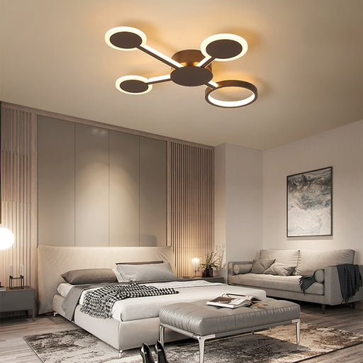 Buy online latest and high quality Mami 4 LED Ceiling Light from Interior Deluxe | Modern Lighting + Decor