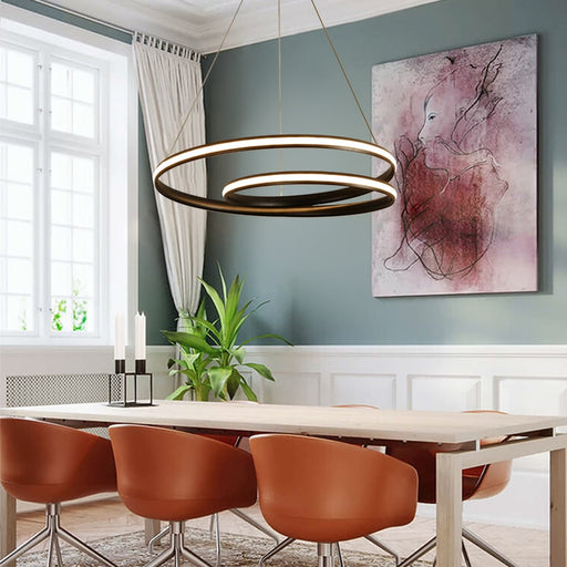 Buy online latest and high quality Maxxi LED Suspension light from Interior Deluxe | Modern Lighting + Decor