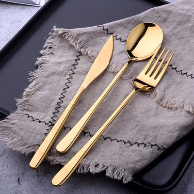 Buy online latest and high quality Kitchies Cutlery Set from Interior Deluxe | Modern Lighting + Decor