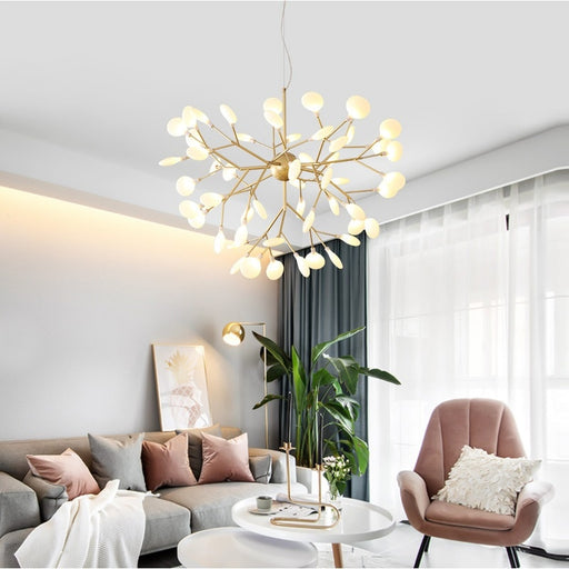 Torchbryt  LED Chandelier from Interior Deluxe | Modern Lighting + Decor