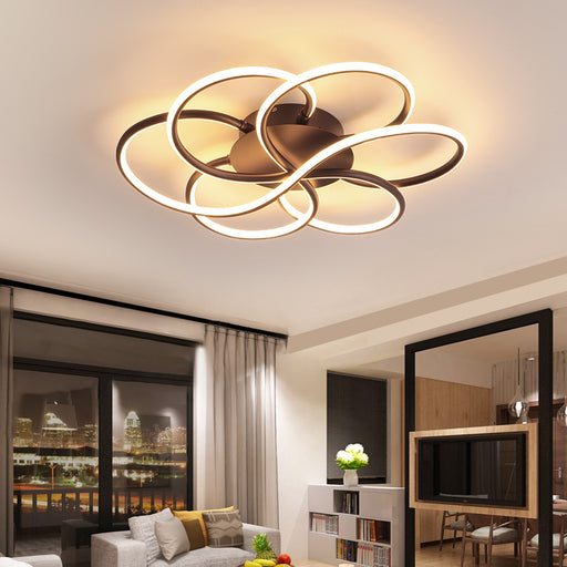 Wave LED Ceiling Light from Interior Deluxe | Modern Lighting + Decor