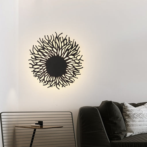 Buy online latest and high quality Sunflowers LED Wall Light from Interior Deluxe | Modern Lighting + Decor